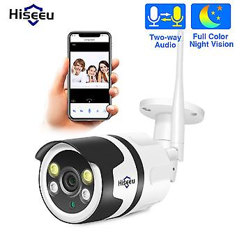 Hiseeu Wireless CCTV System 720P 1080P 2MP NVR IP IR-CUT outdoor CCTV Camera IP Security System Vide
