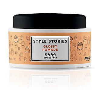 Style Stories Glansig pomade 100 ml