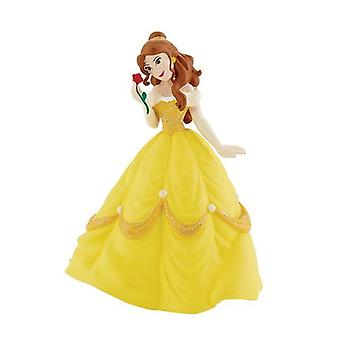 Walt Disney Beauty & Peto Belle Figurine - 104mm pitkä