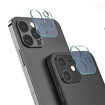 2 pakkauksen linssinsuojus iPhone 12 karkaistulle lasikameralle