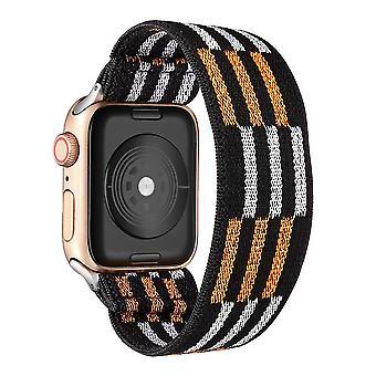 Bohemia Elastinen nailonsilmukkahihna Apple Watchille (sarja 2)