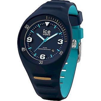Relógio de Gelo Relógio de Pulso P. Leclercq - Azul turquesa - Médio - 3H - 018945