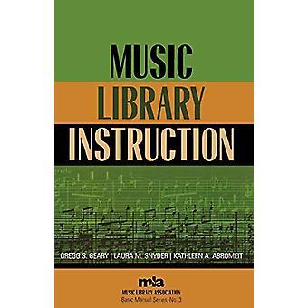 Music Library Instruction by Deborah Campana - 9780810850026 Book