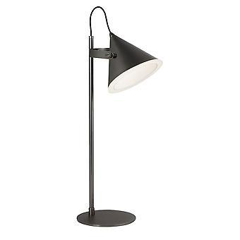1 Lichte Led Tafellamp - Zwart