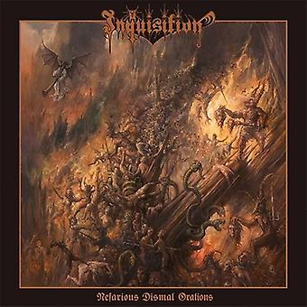 Inquisition - Nefarious Dismal Orations [CD] USA import