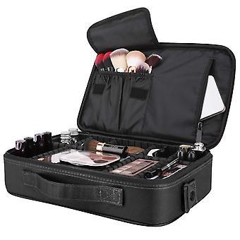 Luxspire Kosmetik Aufbewahrungsbox, Wasserdicht Kosmetikbeutel Reiverschluss Make-up Organizer