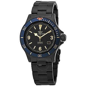 Glycine Combat Automatic Black Dial Men's Watch GL0291