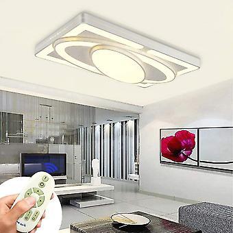 Deckenlampe LED Deckenleuchte 78W Wohnzimmer Lampe Moderne Deckenleuchten Kueche Badezimmer Flur Flur