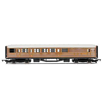 Hornby RailRoad LNER Teak Brake
