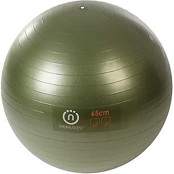 Lifeline USA Natural Fitness Warrior PRO Burst Kestävä Harjoituspallo - Oliivi