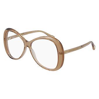 Chloe CH0011O 001 Orange Glasses