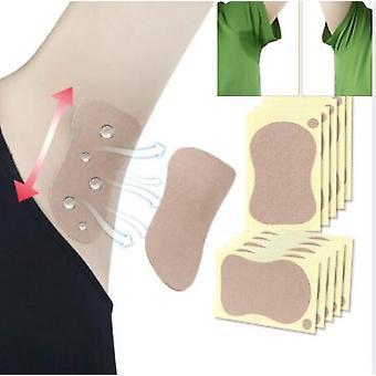 4/10/50pcs Kobiety Underarms Antyperspirant Kije jednorazowe pod pachami Sweat Pads Ręcznik Foot Dezodorant Pot-Absorbent Pads