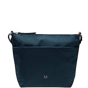 Gerry Weber Lemon Mix II 4080003528 - Women's crossbody bag, 23 x 25 x 10 cm (L x A x P), Blue (Blue (402)), 22.5/33X25X10