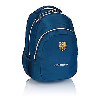 Unbekannt F.C. Barcelona FC-246 The Best Team 7 - Children's backpack, 30 x 44 x 18 cm, color: Navy blue