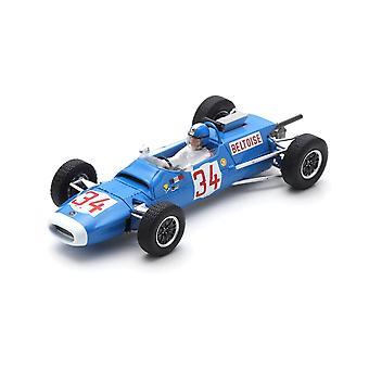 Matra MS5 (Jean Pierre Beltoise - German GP F2 1966) Resin Model Car