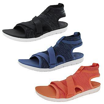 Scarpe sandalo Fitflop Donna Uberknit Back Strap