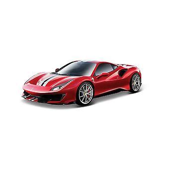 Ferrari Signatur 488 Pista Diecast modell bil