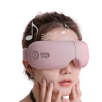 Bluetooth Smart Vibration Eye Massager Music Foldable Eye Protection
