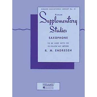 Rubank Supplementary Studies by By composer R M Endresen
