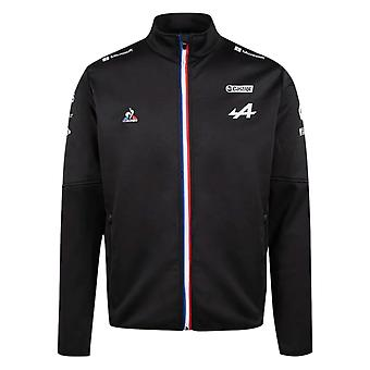 2021 Alpine Softshell Jacket (Negro)