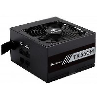 Corsair TX550M 550W 80 Plus Gold 550W ATX Black UK Plug