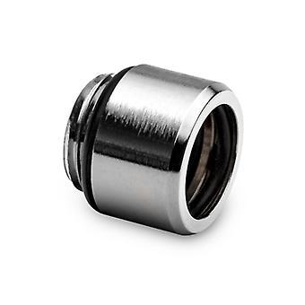 EK Water Blocks EK-Quantum Torque Micro HDP 12mm Hard Tube Fitting - Nickel