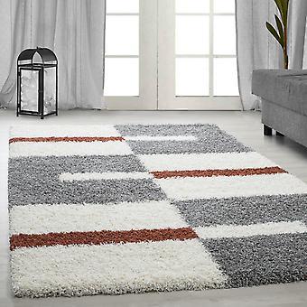 Hoogpolig tapijt GALA Shaggy tapijt 100% polypropyleen