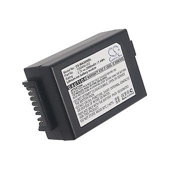 Cameron Sino Wa3006Bl Battery Replacement For Motorola Barcode Scanner
