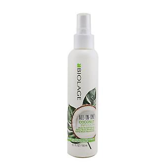 Matrix Biolage All-In-One Spray per il trattamento multi-beneficio per infusione di cocco (per tutti i tipi di capelli) 150ml / 5.1oz