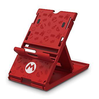 Bracket Base For Nintendo Switch Lite Red Mario Pattern