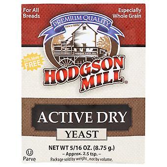 Hodgson Mill Levedura Ativa Dry Gf, Caso de 48 X 8,75 Grama