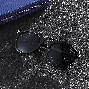 Kovový a plastový rám Unisex Sluneční Brýle Muži Dámské Brýle Kulaté Sluneční Brýle