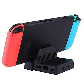 För Nintendo Switch Portable Mini Replacement Dock Stand Docking Station Cradle