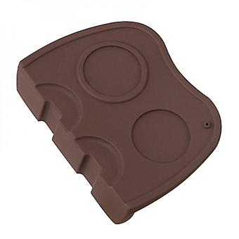 Silicone Coffee Grind Pad