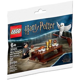 LEGO 30420 Harry Potter ja Hedwig Owl Post polybag