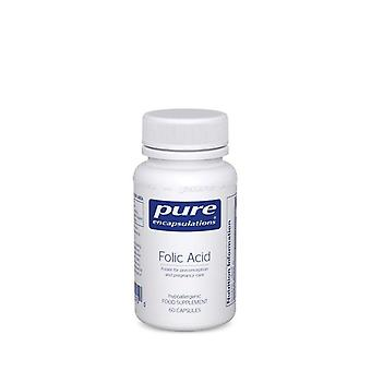 Pure Encapsulations Folic Acid Capsules 60 (FO6UK)