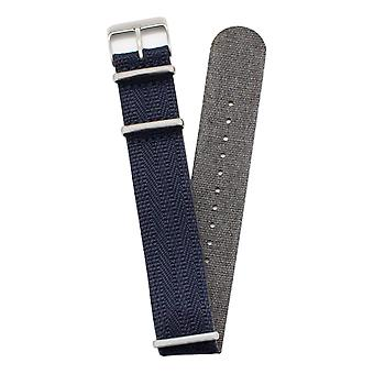 Bracelet de montre Timex BTQ6022005 (Ø 22 mm)