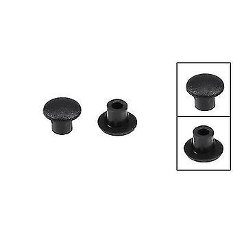 Screw Cap Cover-plastic Locking Hole Plug Button Type