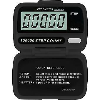 Ultrak 240 - Contapassi elettronico - nero