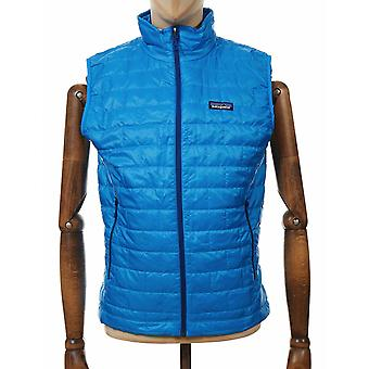 Patagonia Nano Puff Vest - Andes Blue