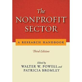 The Nonprofit Sector A Research Handbook Third Edition