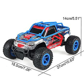 Toy cars 50 km/h high speed remote control cars 1/16 4 wheel electric rc truck offroad cars the best christmas gift