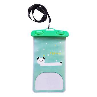 Cartoon mobiltelefon vízálló táska sodródó Pvc mobiltelefon táska