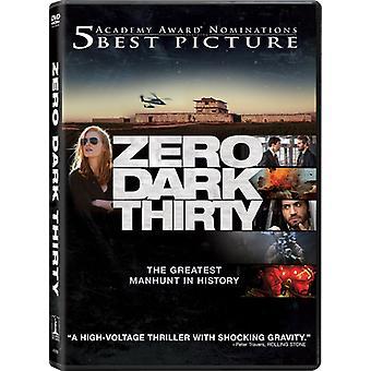 Zéro importation USA Dark trente [DVD]