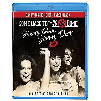 Terugkomen op de 5 & Dime Jimmy Dean, Jimmy Dean [BLU-RAY] USA import