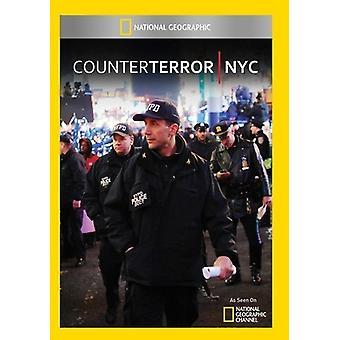 Counterterror Nyc [DVD] USA import