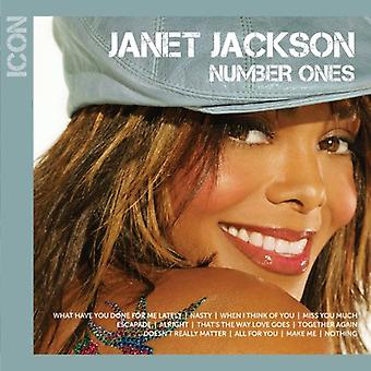 Janet Jackson - Icon [CD] USA import