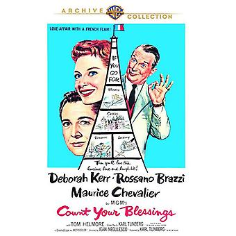 Count Your Blessings [DVD] USA import