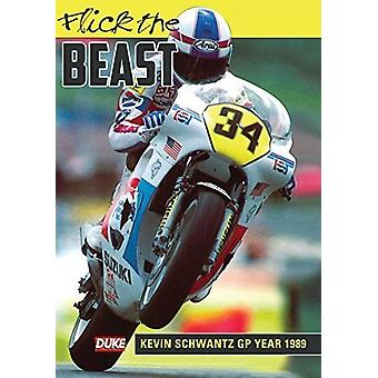 Flick the Beast: Kevin Schwantz Gp Year [DVD] USA import