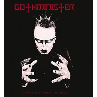 Gothminister - Gothic Electronic Anthems [CD] USA tuonti